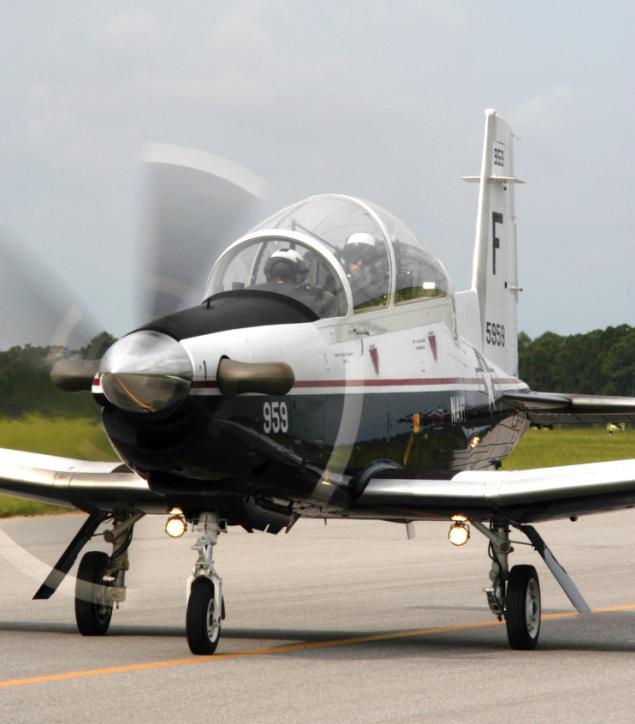 T-6 - foto USN
