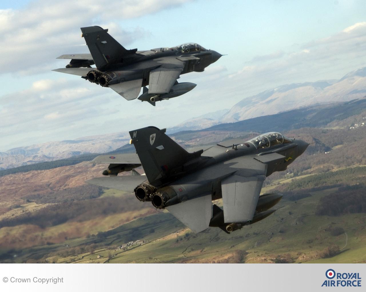Tornado - foto RAF