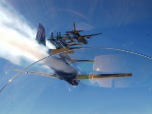 Travesia Andes C-105 Arara e T-27 EDA - foto 2 FAB