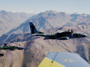 Travesia Andes C-105 Arara e T-27 EDA - foto 3 FAB