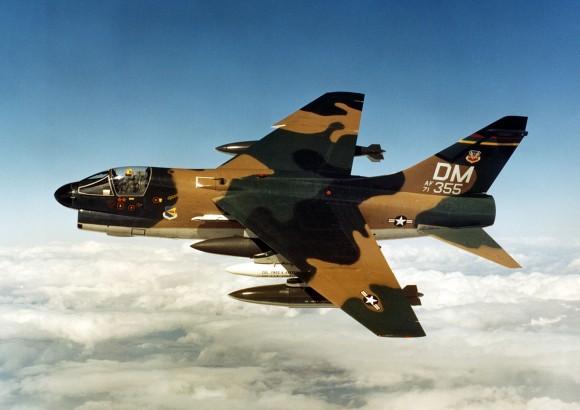 xA-7D 71-355 DM