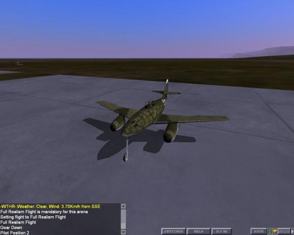 Me262 WarBirds 1