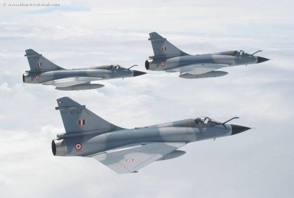 Mirage 2000 - IAF