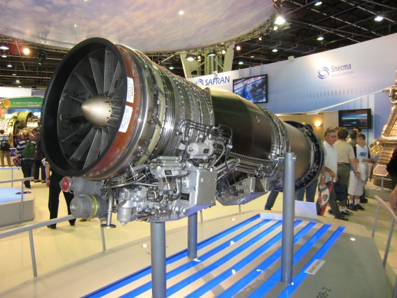 Safran M88-2_Engine