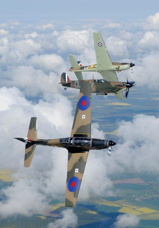 Spitfire Tucfire Spitano 5