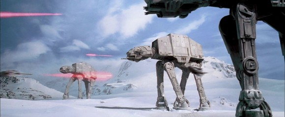 Star Wars - The Empire Strikes Back 2