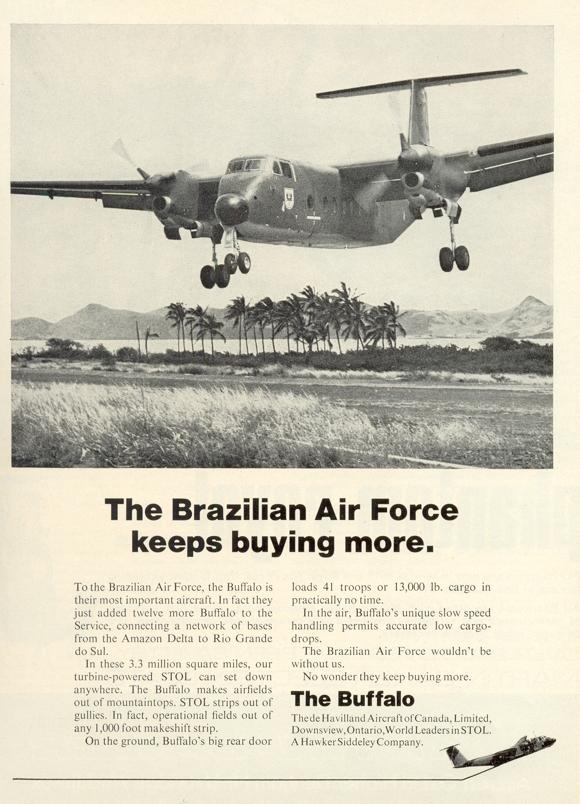 propaganda d o Buffalo-1969
