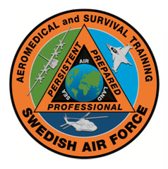 Aeromedical and Survival Training - Swedish Air Force