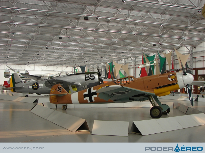 Museu-TAM-Bf-109_foto-PA