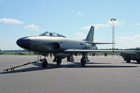 Poder Aéreo na Suécia - 3