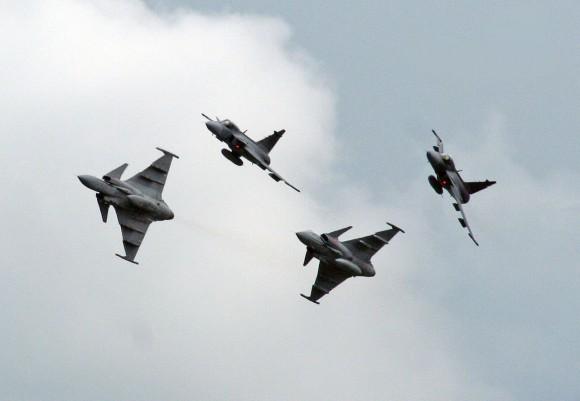 Poder Aéreo na Suécia - 6