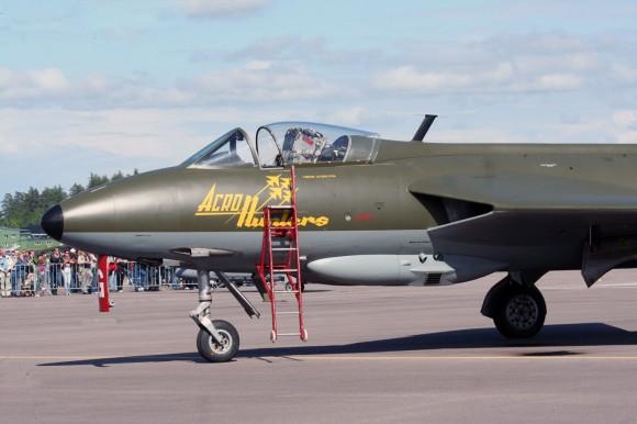 Poder Aéreo na Suécia - 8