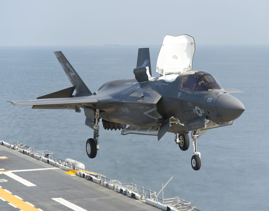 Lockheed-Martin-F-35B-Lightning-II-Joint