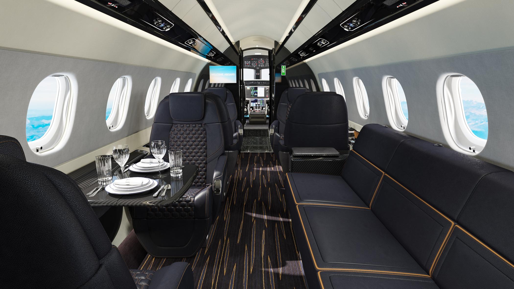 Embraer Lan 231 A Os Jatos Executivos Praetor 500 E Praetor