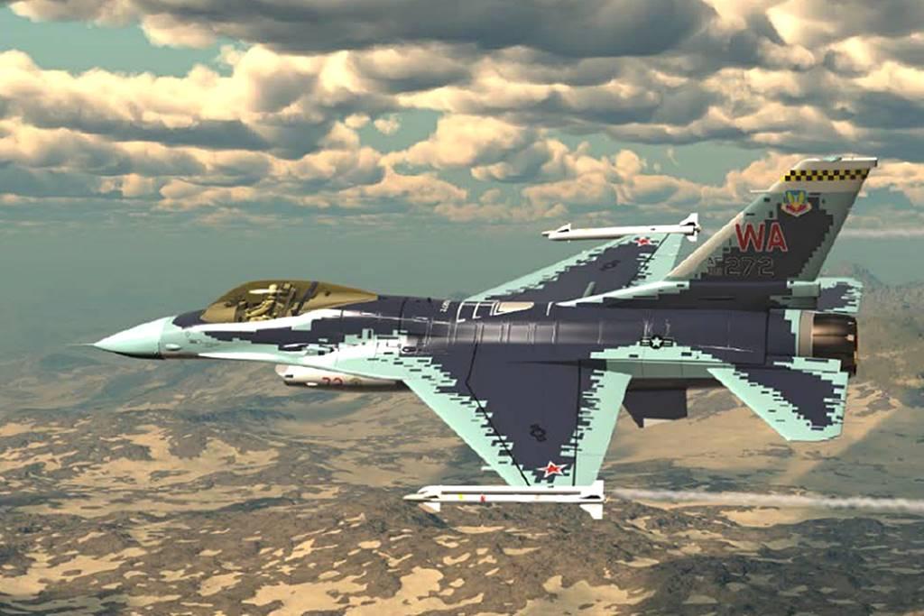 [Imagen: F-16-Aggressor-da-USAF-vai-imitar-camufl...-Su-57.jpg]